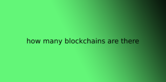 how many blockchains are there