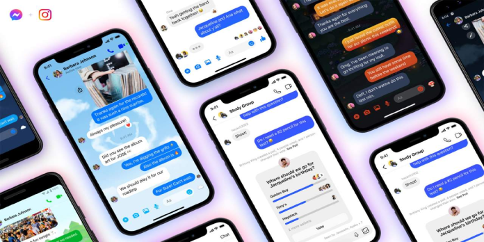 Facebook Messenger adds new group chat experiences