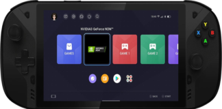 Lenovo Legion Play handheld Android game console leaks