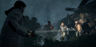 Alan Wake Remastered Has a Control Easter Egg