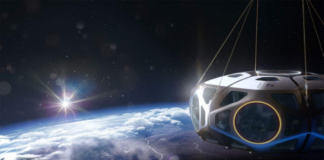 World View will take passengers to the edge of space using balloons
