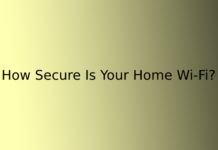 How Secure Is Your Home Wi-Fi?