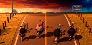 Animal Crossing Players Prepare For Stranger Things Season 4