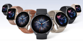 Amazfit GTR 3 and GTS 3 bring more options to the smartwatch market