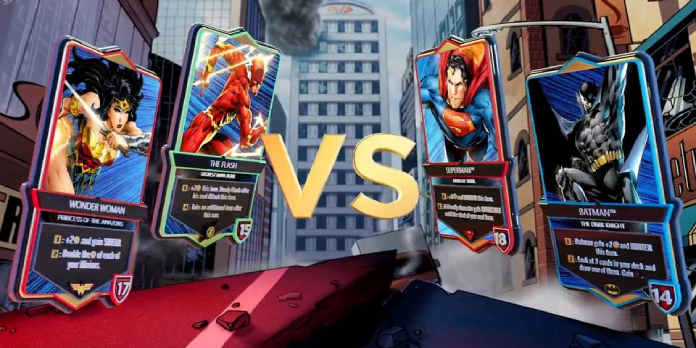 DC Dual Force Game Will Include All Super Heroes & Villains