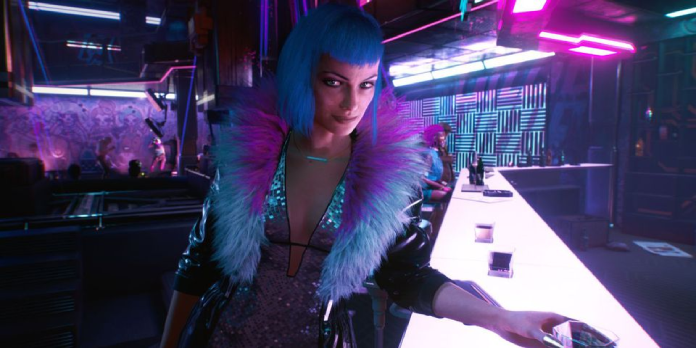 Cyberpunk 2077 Evelyn Parker Cosplay Is a Perfect Match