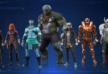 Marvel's Avengers Supernatural Skin Set Turns Hulk Into Frankenstein