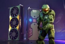 Halo Infinite Limited Edition AMD Radeon RX 6900 XT Looks Like Master Chief