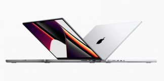 Apple adds more ports and a notch to 2021 MacBook Pro