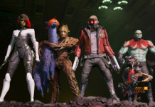 Guardians of the Galaxy Game Is Bigger Than Microsoft Flight Simulator on PC