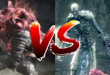 Dark Souls 3 & Bloodborne DLCs' Final Bosses Fight Each Other In New Mod
