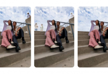 Pixel 6 Magic Eraser removes uninvited people from photos