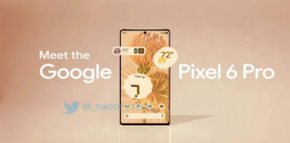 Pixel 6 ads and specs leak sets the tone for next week's event